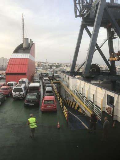 Tenerife ferry