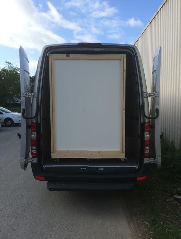 Transporting Artwork